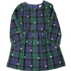 GAP Sarah Jessica Parker Girls Plaid Dress